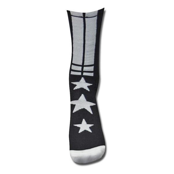 FORTE-Sock-black-white—cycling-sock—forte—35-38_alt